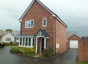 Thumbnail 3 bed detached house to rent in Noble Way, Cheswick Green, Solihull