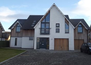 Thumbnail 4 bed detached house to rent in Allanfield, Auchterarder