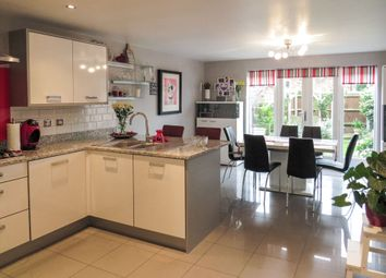 Thumbnail 3 bed town house for sale in Horseshoe Crescent, Great Barr, Birmingham