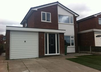 Thumbnail 3 bedroom detached house to rent in South Drive, Harwood, Bolton
