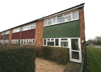 Thumbnail 3 bed terraced house to rent in Crossfell Walk, Fareham