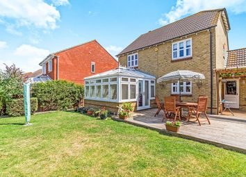 Thumbnail 4 bed detached house for sale in Kingfisher Close, Iwade, Sittingbourne