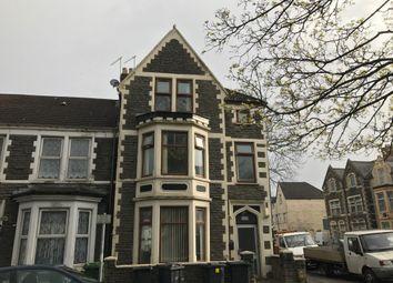 Thumbnail 5 bed end terrace house for sale in Despenser Gardens, Cardiff