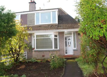 Thumbnail 3 bedroom semi-detached house for sale in Sunnyside Gardens, Aberdeen
