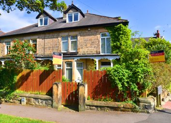 Thumbnail 5 bed semi-detached house to rent in Hookstone Road, Harrogate