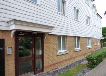 Thumbnail 2 bed flat to rent in Paddock Close, Edenbridge