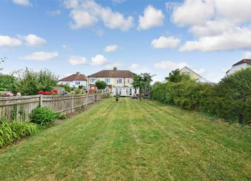 Thumbnail 3 bed semi-detached house for sale in Main Road, Longfield Hill, Longfield, Kent
