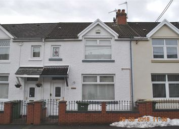 Thumbnail 3 bed terraced house to rent in George Street, Ystrad Mynach, Hengoed