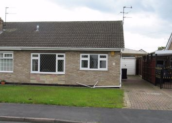 Thumbnail 2 bed semi-detached bungalow to rent in Curzen Crescent, Kirk Sandall, Doncaster, South Yorkshire
