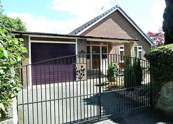 Thumbnail 3 bed detached bungalow for sale in Llynclys, Oswestry