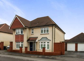 Thumbnail 4 bed detached house for sale in Redworth Drive, Amesbury, Salisbury