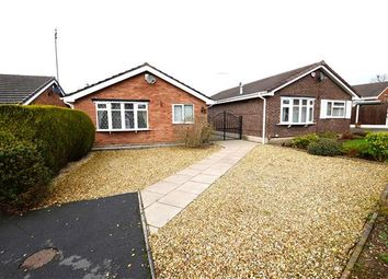 Thumbnail 2 bed detached bungalow for sale in Tarporley Grove, Trent Vale, Stoke-On-Trent
