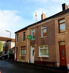 Thumbnail 3 bed property to rent in Richmond Street, Neath