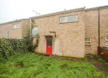 Thumbnail 3 bed end terrace house for sale in Snowdon Court, Haverhill