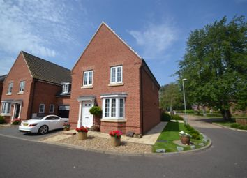 Thumbnail 4 bedroom link-detached house for sale in Old Catton, Norwich