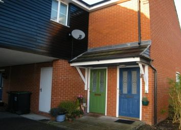 Thumbnail 2 bedroom flat to rent in Plover Close, Stowmarket