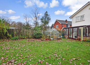 Thumbnail 4 bed detached house for sale in Lambourn Way, Lords Wood, Chatham, Kent