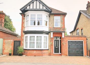 Thumbnail 4 bedroom detached house for sale in Park Avenue, Chelmsford