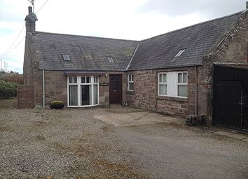 Thumbnail 2 bed bungalow to rent in 42 Trinity Road, Brechin, Angus