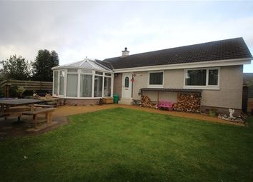 Thumbnail 3 bed detached bungalow for sale in Conicavel, Forres