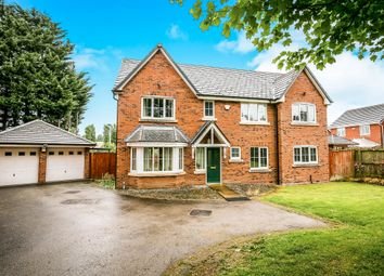 Thumbnail 5 bed detached house for sale in Aston Forge, Preston Brook, Runcorn