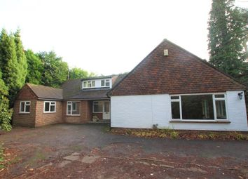 Thumbnail 5 bed detached bungalow to rent in Road House Estate, High Street, Old Woking, Woking
