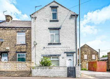 Thumbnail 4 bed end terrace house for sale in Pellon Lane, Halifax