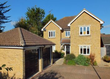 Thumbnail 5 bed detached house for sale in Magnolia Drive, Chartham, Canterbury