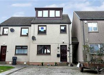 Thumbnail 3 bed semi-detached house for sale in Cooperage Court, Stonehaven, Aberdeenshire