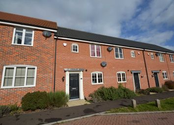 Thumbnail 3 bed terraced house for sale in Vanguard Chase, The Hampdens, New Costessey, Norwich
