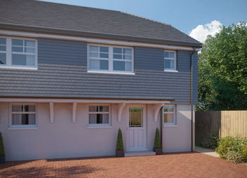 Thumbnail 3 bed semi-detached house to rent in Progress Close, Walberton, Arundel