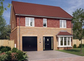"Thumbnail 4 bed detached house for sale in ""The Rosebury"" at Walker Drive, Stamford Bridge, York"