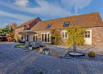 Thumbnail 4 bed barn conversion for sale in Main Road, Wrinehill, Staffordshire
