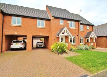 Thumbnail 3 bed terraced house for sale in Whissendine Way, Syston, Leicestershire