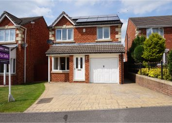 Thumbnail 3 bed detached house for sale in Marazion Drive, Darlington