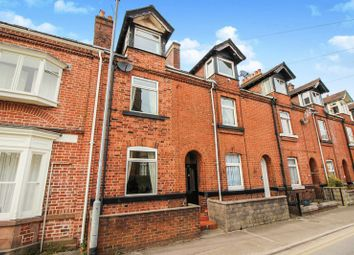4 bed terraced house for sale in Southbank Street, Leek ST13