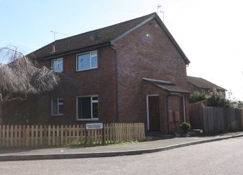 Thumbnail 1 bed terraced house to rent in Scott Close, Taunton