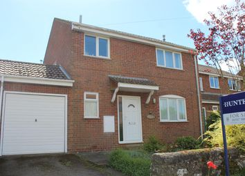 Thumbnail 3 bed detached house for sale in Ings Road, Ulleskelf, Tadcaster