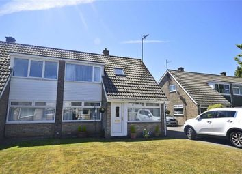 Thumbnail 4 bed semi-detached house for sale in Byward Drive, Crossgates, Scarborough