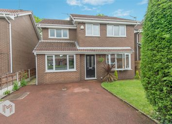 Thumbnail 4 bed detached house for sale in Thorneycroft, Leigh, Lancashire