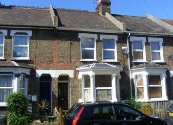 Thumbnail 1 bed terraced house to rent in Davidson Road, Addiscombe, Surrey