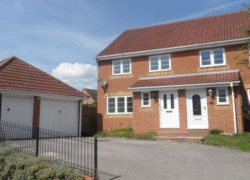 Thumbnail 3 bedroom semi-detached house to rent in Southern Way, Farnborough