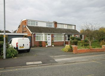 Thumbnail 4 bed semi-detached bungalow for sale in Lingley Road, Great Sankey, Warrington