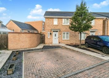Thumbnail 3 bed semi-detached house for sale in The Timber Way, Birmingham