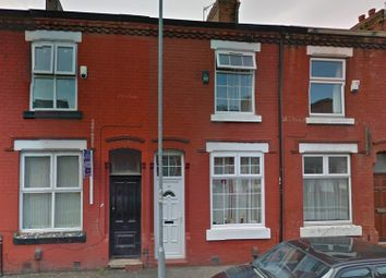 Thumbnail 2 bedroom terraced house for sale in Letchworth Street, Manchester
