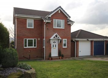 Thumbnail 3 bed detached house for sale in Sunningdale Avenue, Darton, Barnsley