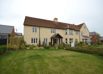 Thumbnail 4 bed semi-detached house for sale in Berryfields, Aylesbury, Buckinghamshire