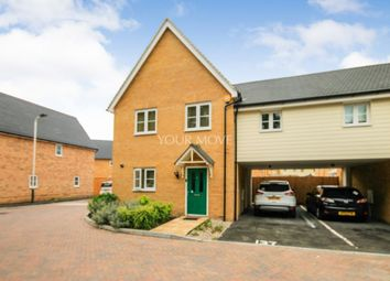 Thumbnail 3 bed detached house for sale in Smithsland Road, Romford