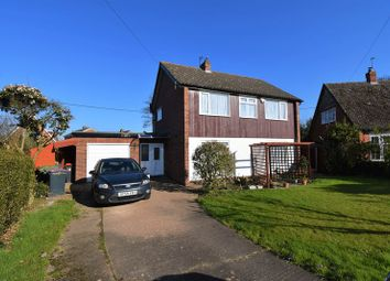 Thumbnail 4 bed detached house for sale in Crossfields, High Ercall, Telford