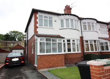 Thumbnail 3 bed semi-detached house for sale in Blairsville Grove, Leeds, West Yorkshire